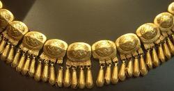 Gold Earrings A Girl's Best Friend?